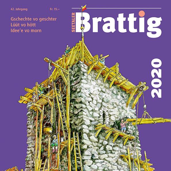 Die 42. Ausgabe der «Seetaler Brattig» ist erschienen.